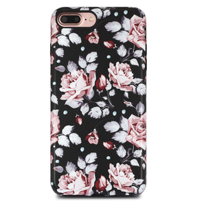iPhone 8 Plus / 7 Plus Case | Rose Garden - By Blossomcases.com | Free Shipping within Europe!