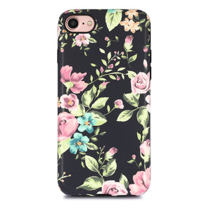 iPhone 8 / 7 Case | Wild Flowers - By Blossomcases.com | Free Shipping within Europe!