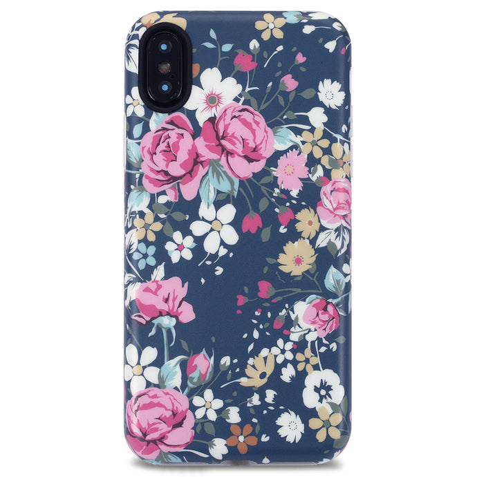 iPhone X Case | Ditsy Spring - By Blossomcases.com | Free Shipping within Europe!