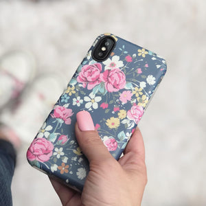 Ditsy Spring iPhone Case