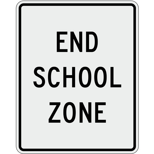 End School Zone