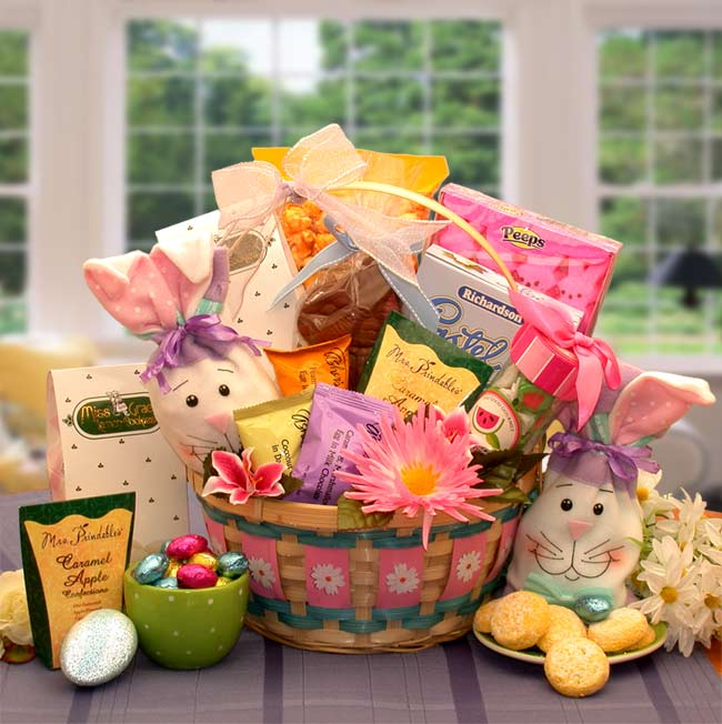 It's An Easter Celebration Sweet Treats Gift Basket