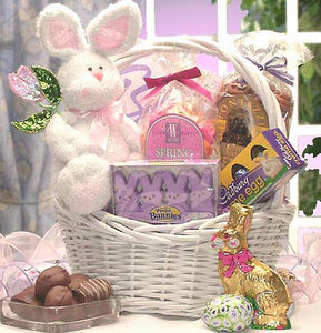 Somebunny special easter gift basket avas baskets somebunny special easter gift basket negle Images