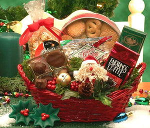 Holiday Cheer Gift Basket