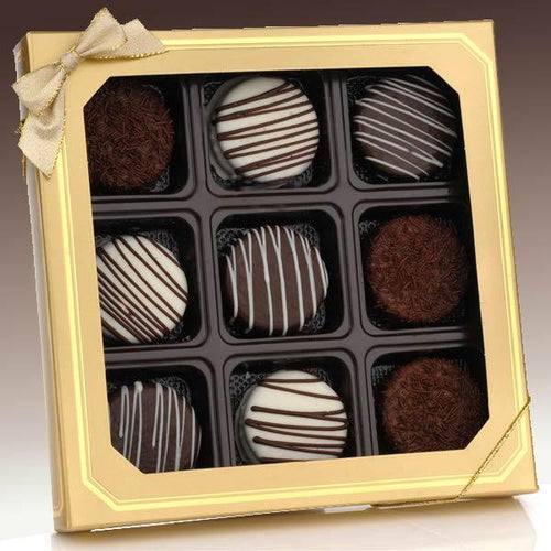 Classic Chocolate Dipped Oreo® Cookies  Gift Box