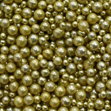gold dragee metallic mix