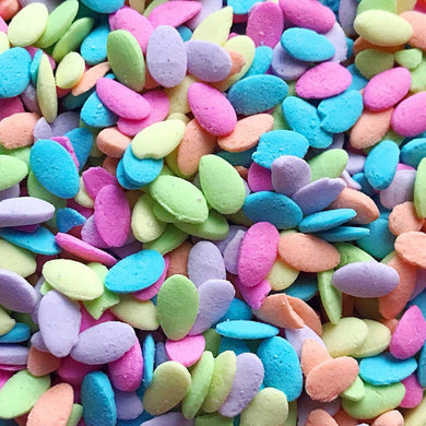 Easter Egg Confetti Sprinkles - Neon Yolk Shop