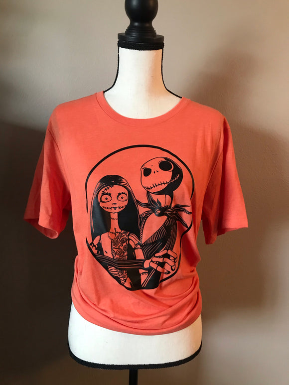 Jack and Sally Tee