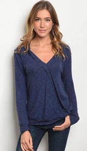 Hooded Lightweight Sweater