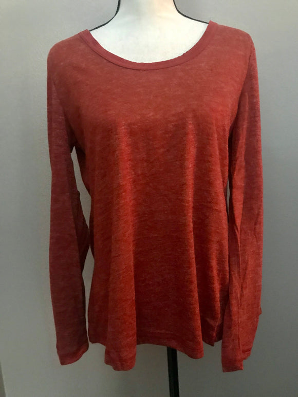 Rust Open Back Top