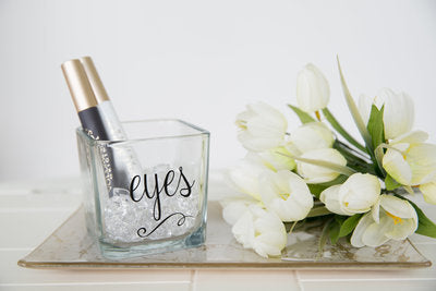 Eyes Make Up Holder