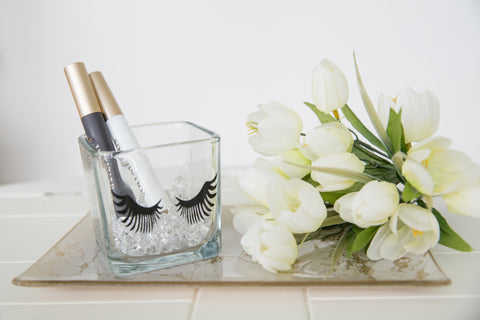 Lashes Make Up Holder