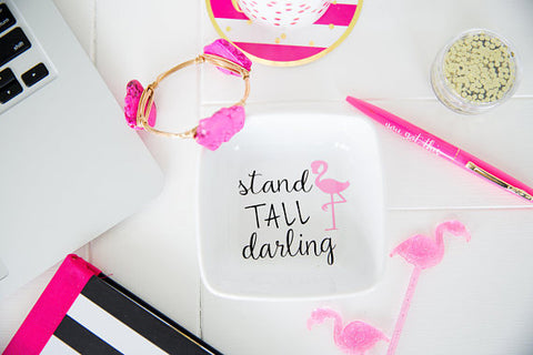 Stand Tall Darling Accessory/Jewelry Tray