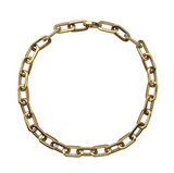 Luci Chain Link Necklace