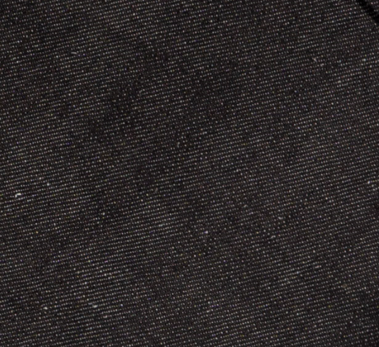 Close-up of SJC's new denim weave