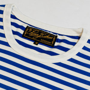 Nautical Blue Stripe T-Shirt