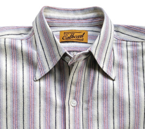 Cream Work Shirt - SJC