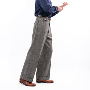 Charcoal King Cole Trousers