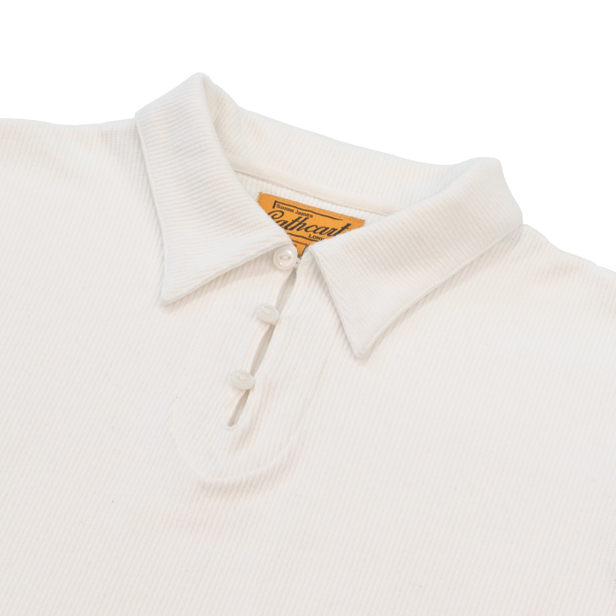 Cream Deco Polo