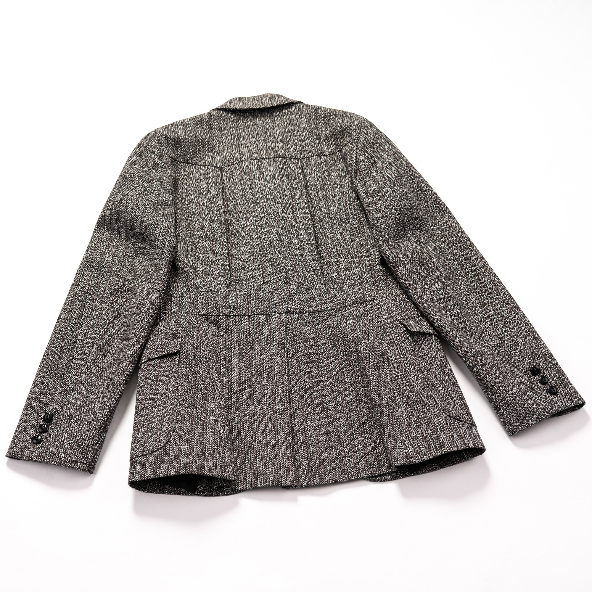 Open-Weave Arkwright Jacket