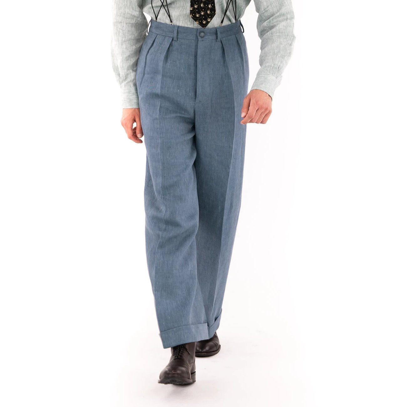 Supermarine Blue King Cole Trouser