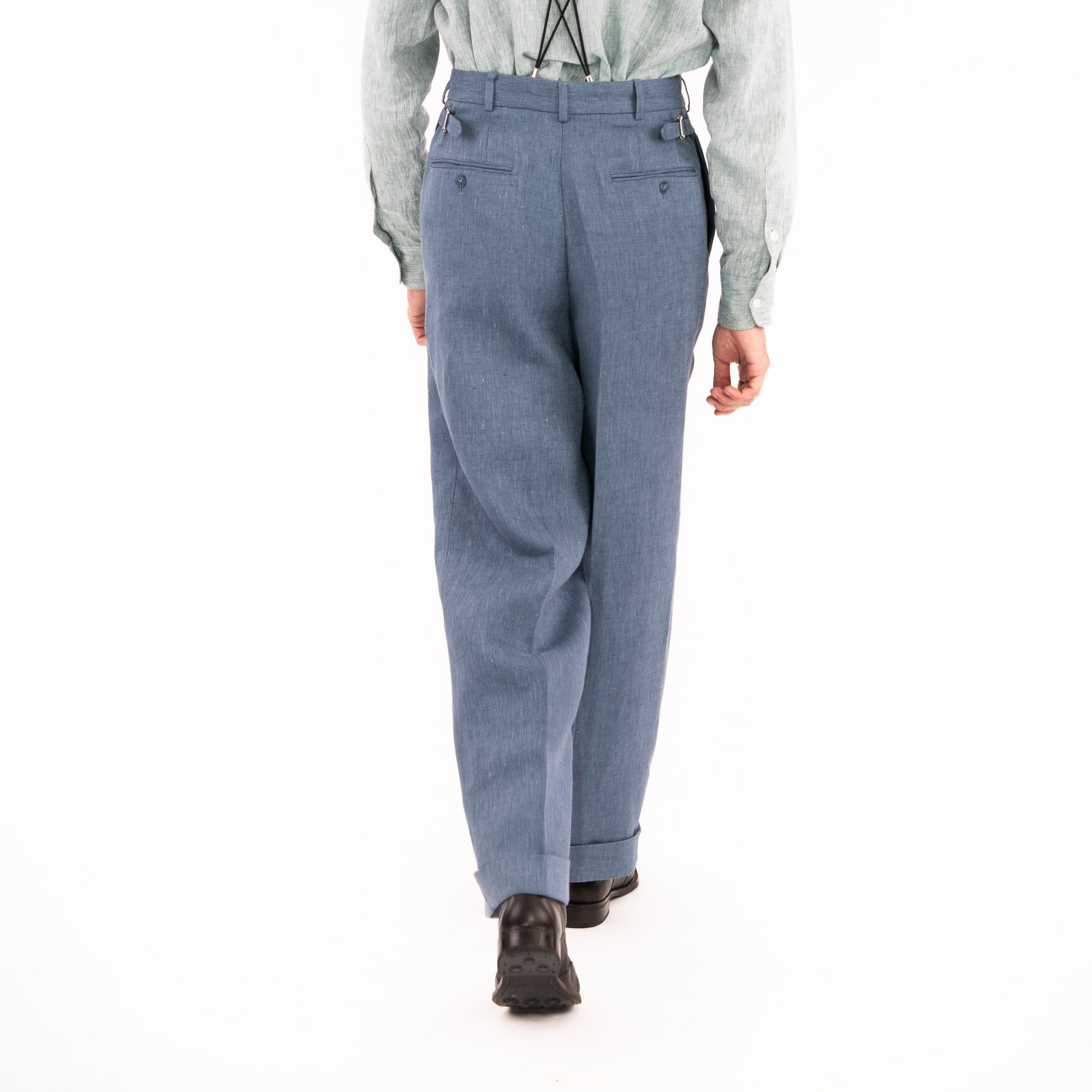 Supermarine Blue King Cole Trousers