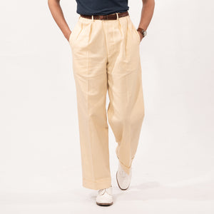 King Cole Linen Trousers