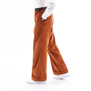 Cinnamon Corduroy King Cole Trousers