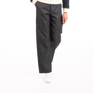 Mule Spinner Denim Trouser