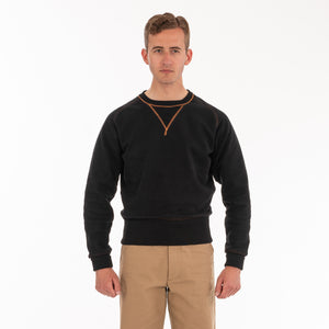 Black Merton Sweatshirt