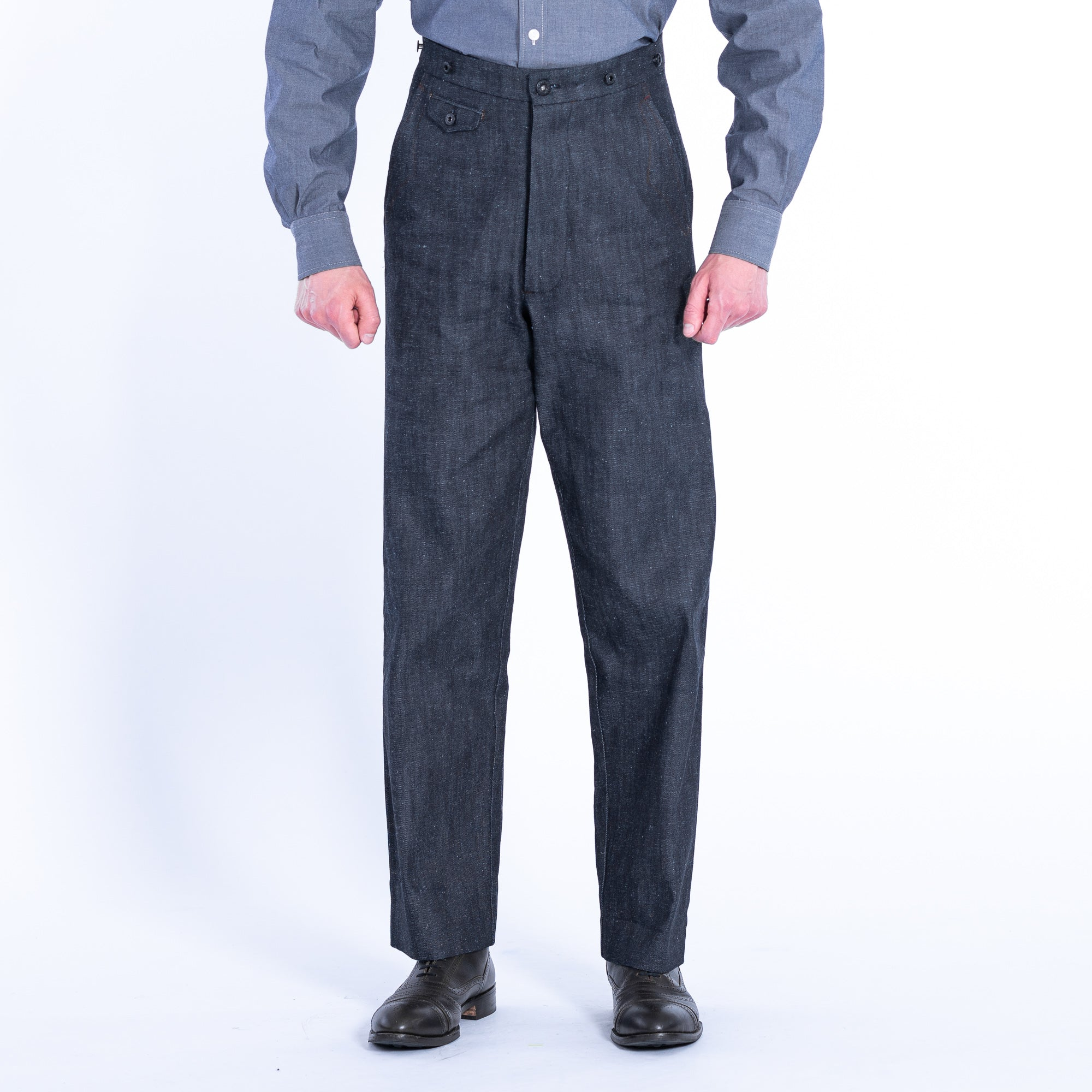 Boston Denim Trouser