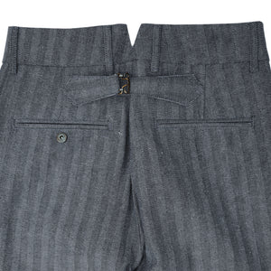 Big B Selvedged Denim Pants - SJC