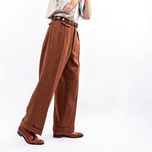Rust King Cole Trousers
