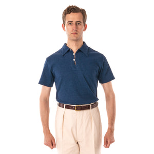 Storm Blue Deco Polo