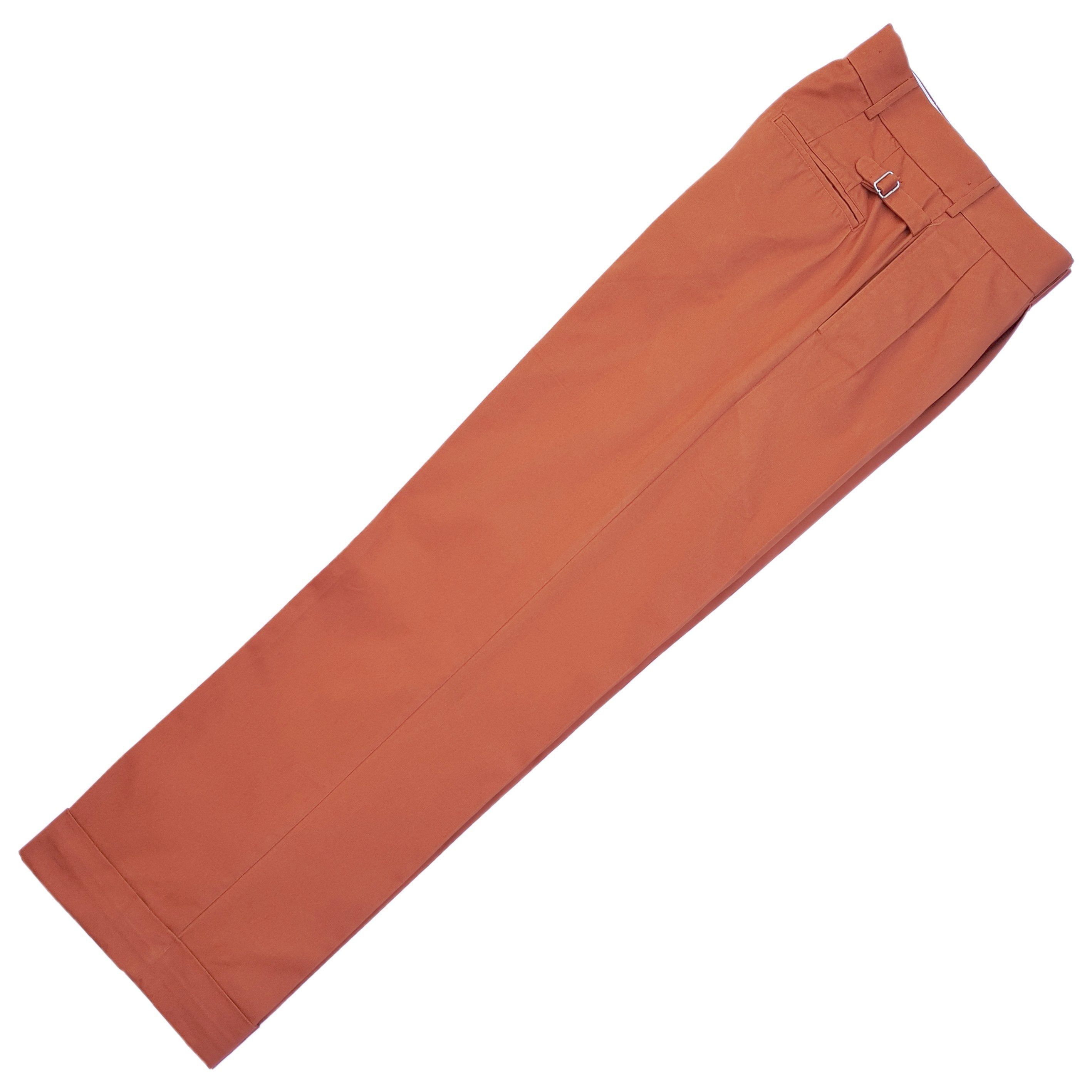 Clay Pleated Pants - SJC