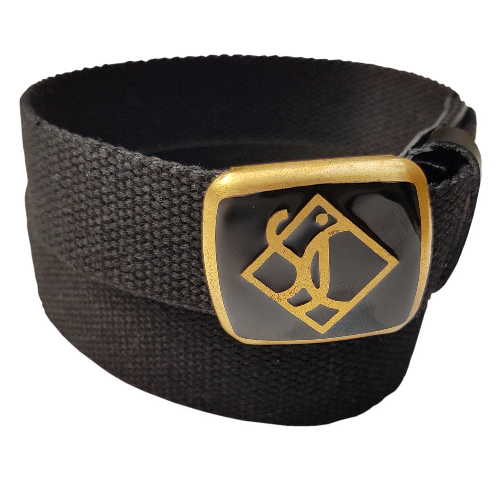 Canvas Logo Belt - SJC