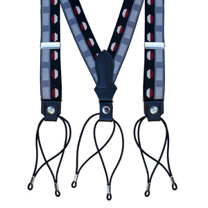 Biscuit Deco Dot Suspenders