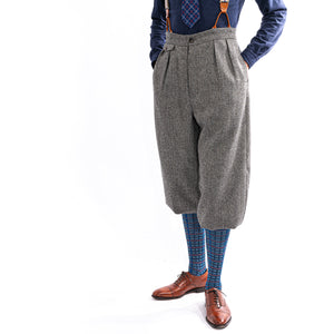 Charcoal King Cole Plus Fours