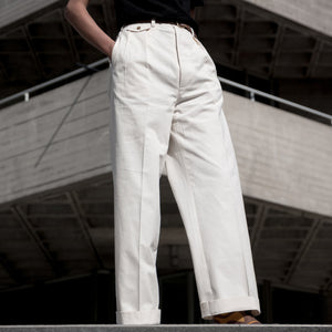 Cotton Deck Pants - SJC
