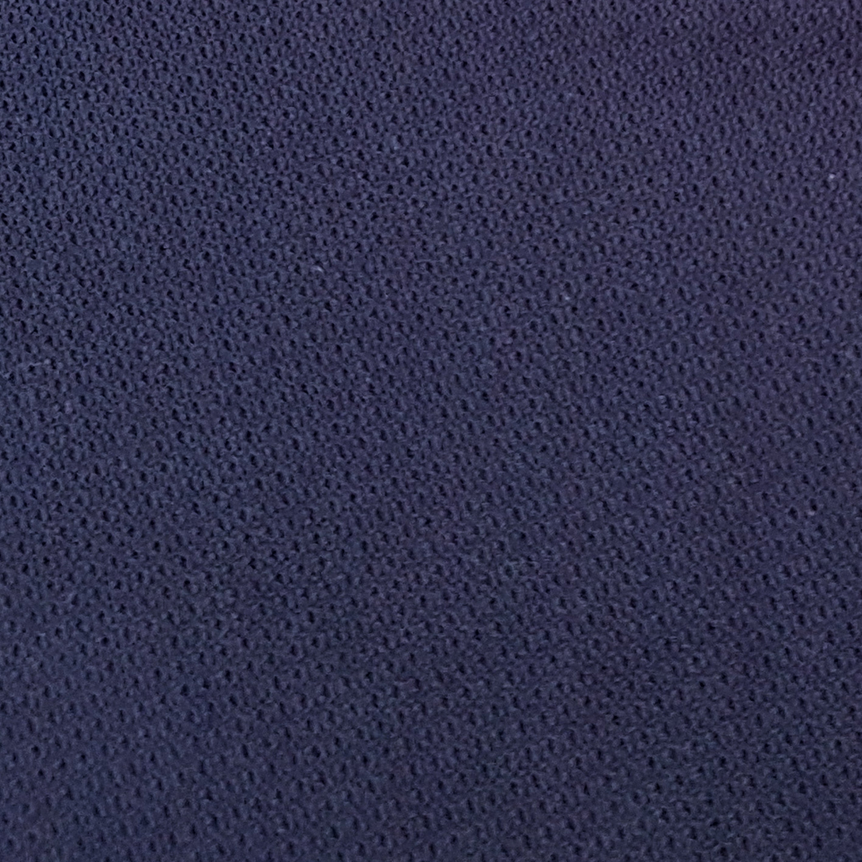 Cellular Cotton Navy Polo - SJC