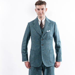 Blue Teal King Cole Jacket