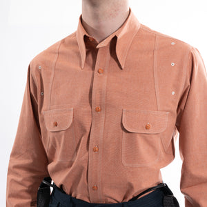 Rust Hercules Work Shirt
