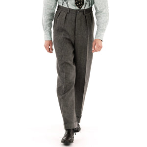 Charcoal King Cole Trouser