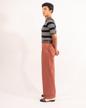 Brick King Cole Trousers