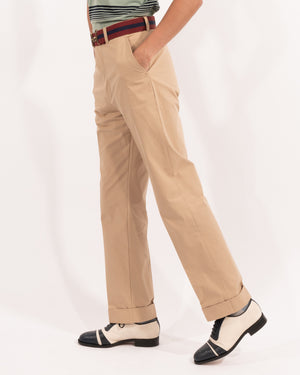 Sand Mule Spinner Trousers