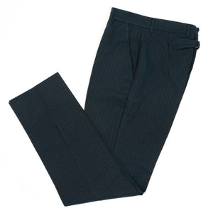 Ensign Blue Mule Spinner Trousers