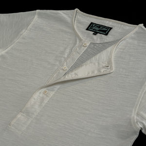 Cream Henley Shirt