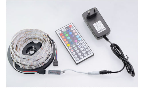 50% OFF- Color Changing LED Strip with Remote Control (5 meters) - Go Shopping Best