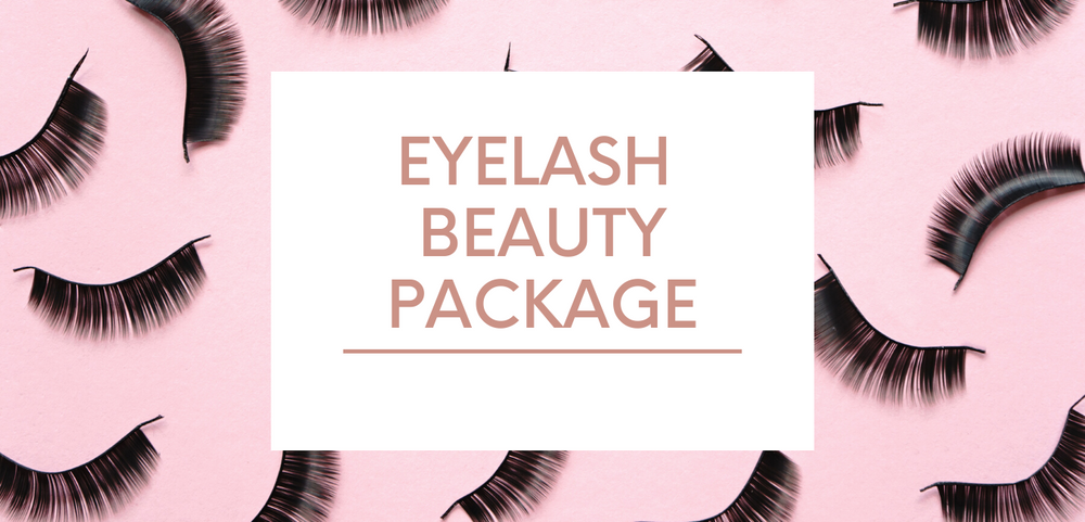 Eyelash Beauty Package