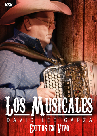 David Lee Garza y Los Musicales - Exitos En Vivo (DVD)